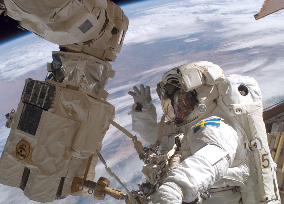 ESA Astronaut Christer Fuglesang Will Teach Online Course on Human Spaceflight