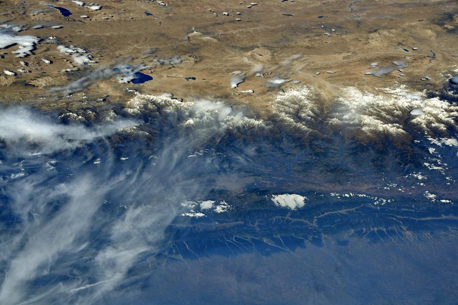 Orbital Recon in Search of Mt. Everest / Sagarmatha / Chomolungma