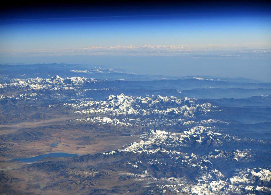 Viewing Mt. Everest / Sagarmatha / Chomolungma From Orbit