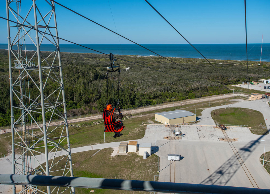 United Launch Alliance Completes Crew Emergency Egress System