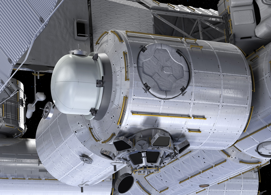 NanoRacks and Boeing Building First Commercial Airlock on ISS