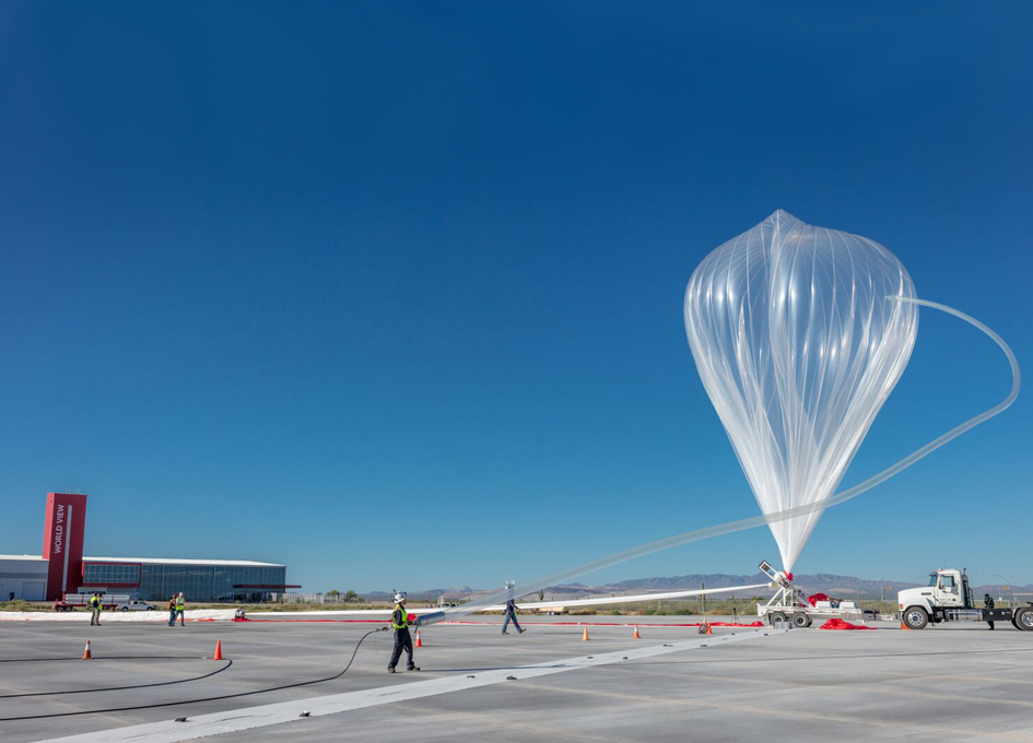 World View Launches Inaugural Stratollite Mission from Spaceport Tucson