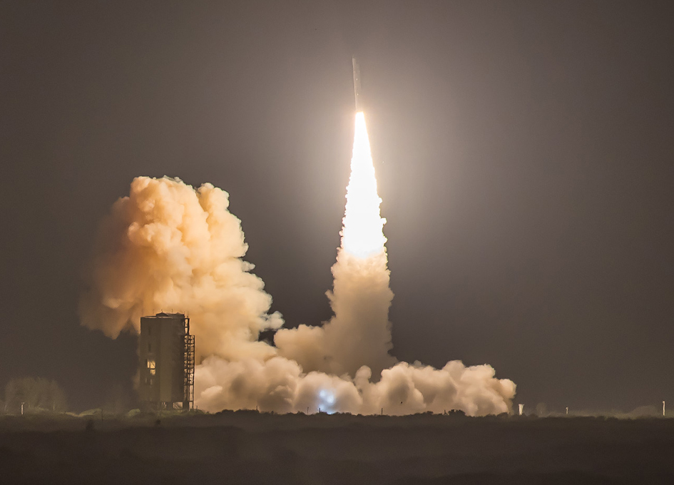 Orbital ATK Launches Minotaur IV Rocket Carrying ORS-5 Satellite For USAF