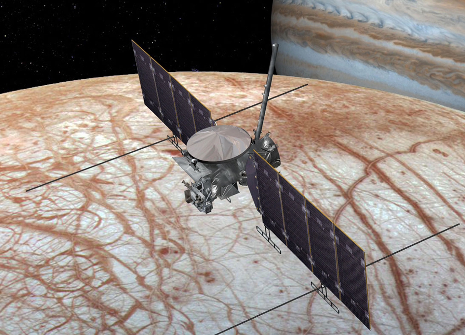 Nasa mission to Jupiter moon Europa moves step closer to launch