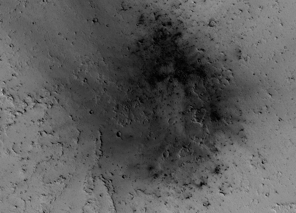 Mars Reconnaissance Orbiter Checks Possible Landing Sites