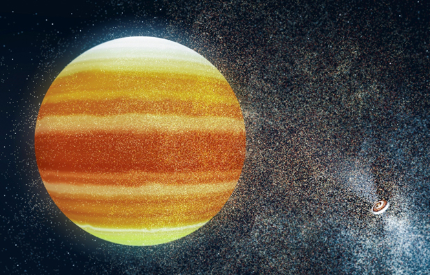 Possible for planets orbiting pulsars to be habitable, scientists say