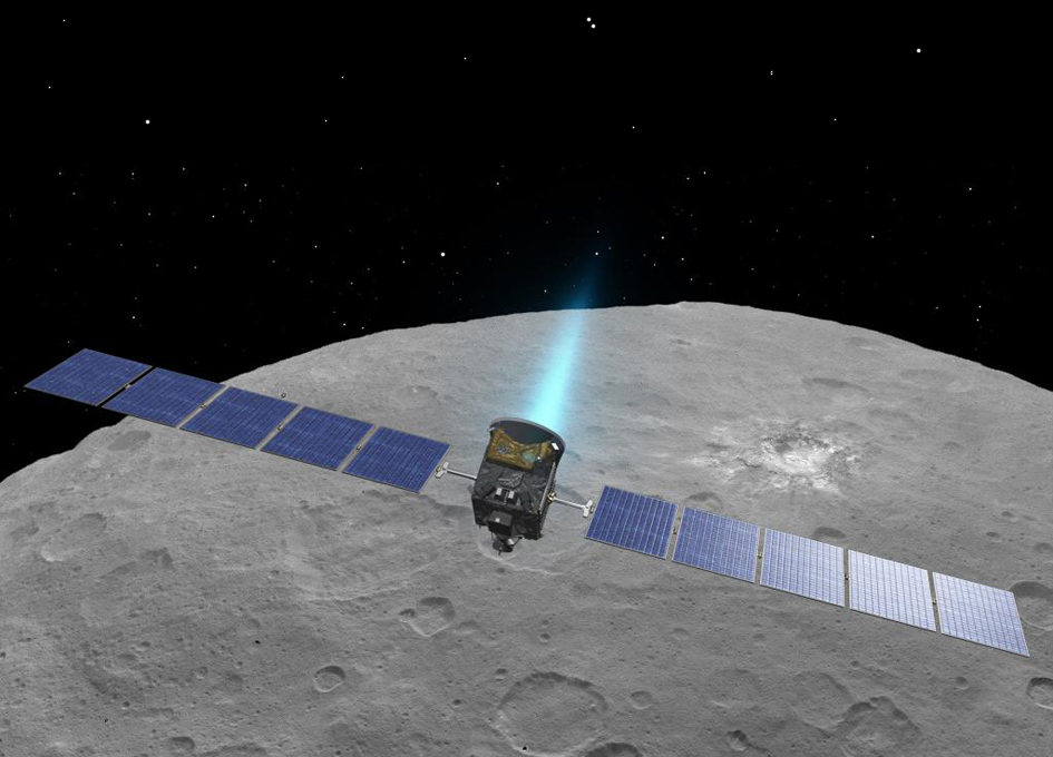 Dawn's Mission at Ceres Has Been Extended