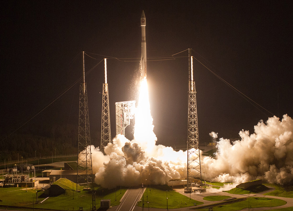 ULA Launches NROL-52 Mission for the National Reconnaissance Office