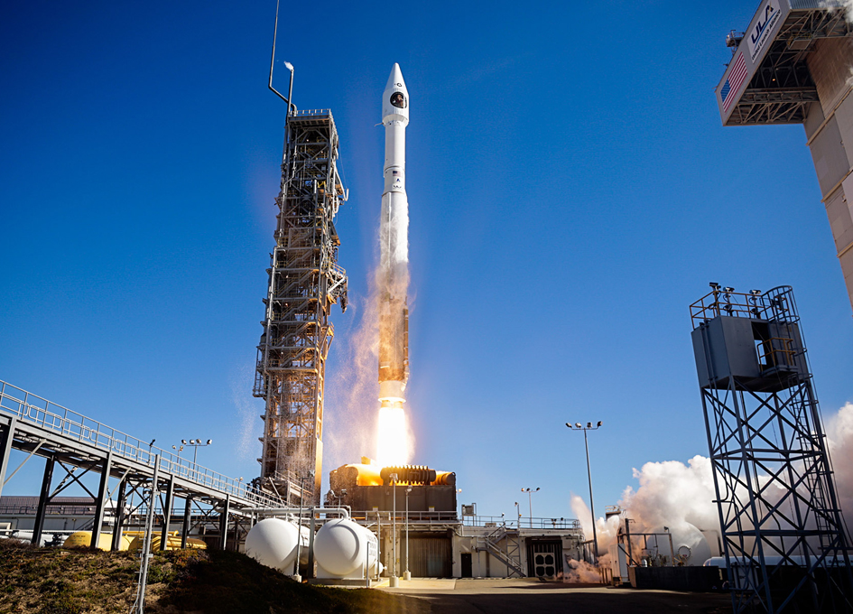 ULA Launches NROL-79 Payload for tNational Reconnaissance Office