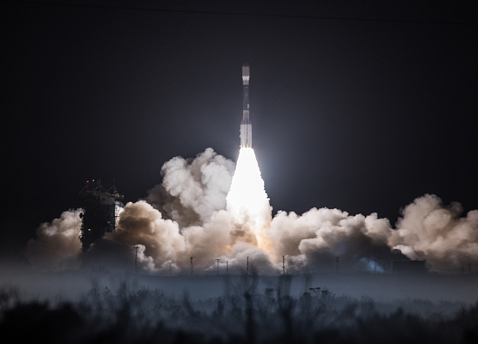 United Launch Alliance Launches Delta II Carrying JPSS-1 Mission