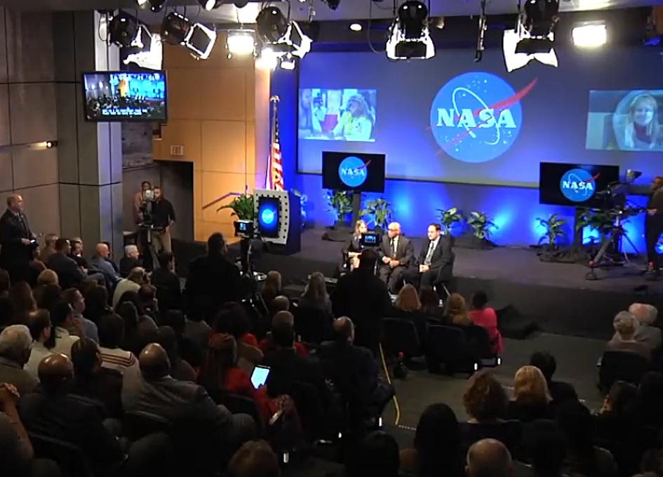 Charlie Bolden's Farewell To NASA Employees