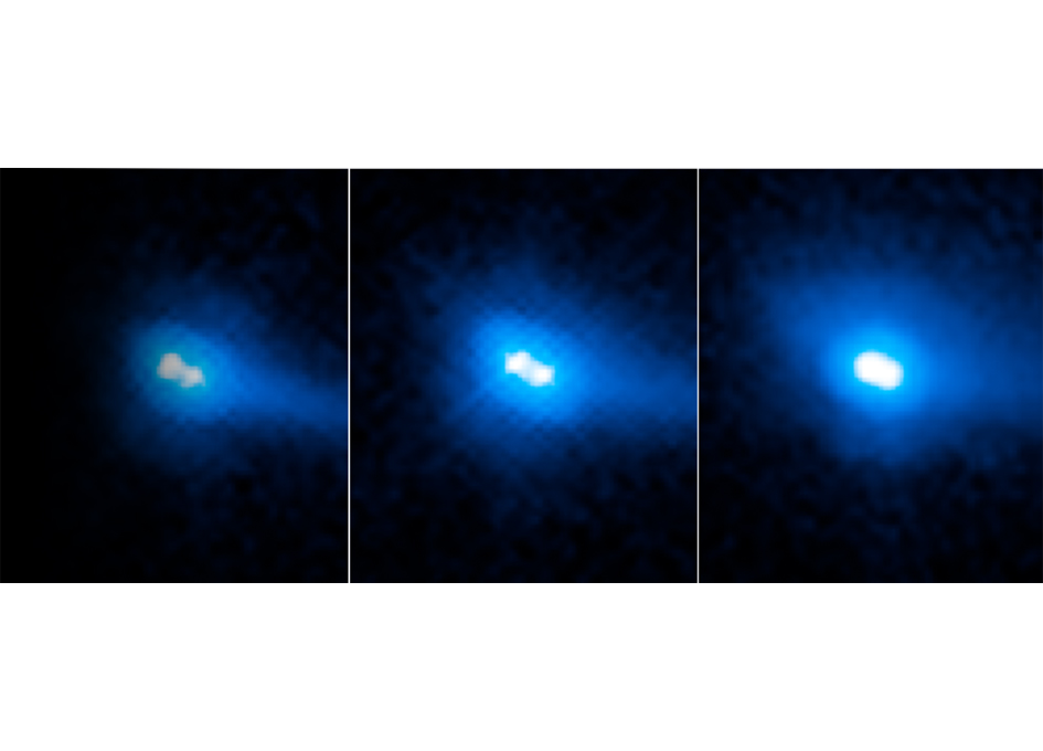 Comet or Asteroid? Hubble Discovers a Unique Binary Object