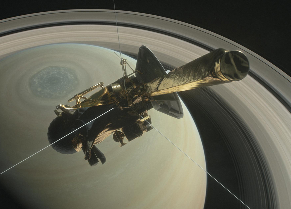 Cassini to crash into Saturn ending 20-year mission