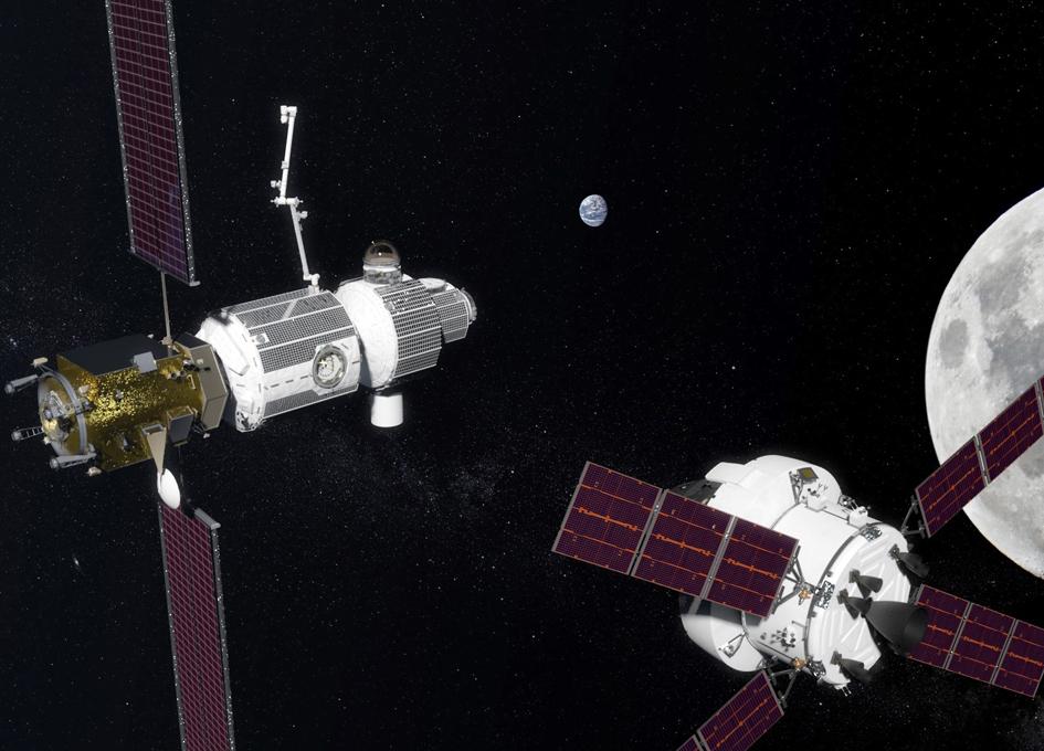 NASA's Deep Space Gateway