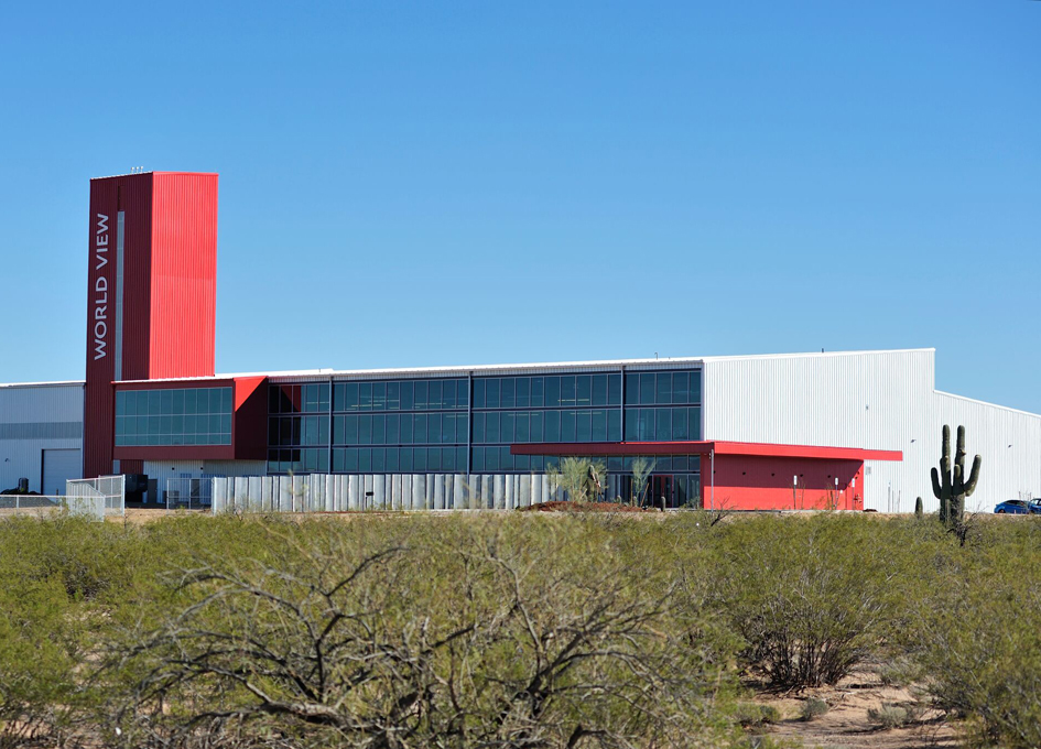 World View Unveils New Global Headquarters and Spaceport Tucson