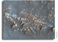 Well-Preserved Impact Ejecta on Mars