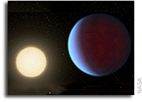 Extrasolar Planet 55 Cancri e Probably Has An Atmosphere