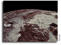 Video Depicts Flyover Of Pluto
