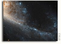Hubble Sees Starbursts in Virgo
