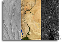 History of Titan's Landscape Resembles Mars - Not Earth