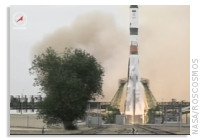 Russian Progress Spacecraft Launched with Supplies for the International Space Station