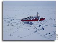 NASA Study Improves Forecasts of Summer Arctic Sea Ice Coverage