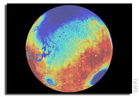 SwRI-Led Team Discovers Lull in Mars' Giant Impact History