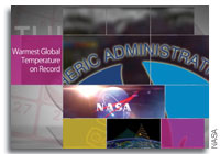 This Week at NASA: Warmest Global Temperature on Record, Remembering Gene Cernan and More