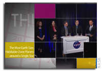 This Week at NASA: TRAPPIST-1 Earth Size Exoplanets, ISS Cargo Deliveries and More