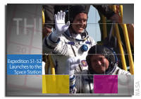 This Week at NASA: Expedition 51-52 Takes Flight, Earth Day and More