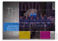 This Week at NASA: New NASA Astronaut Class and More