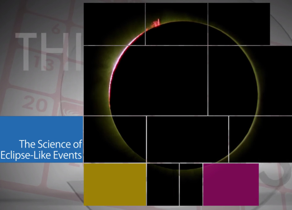 This Week at NASA: The Solar Eclipse and More