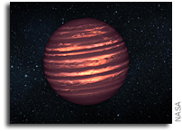 Webb Telescope Will Investigate Brown Dwarfs