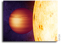 A Hot Jupiter With Unusual Winds