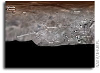 Pluto's Moon Charon Gets First Official Feature Names