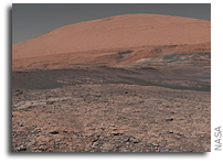 NASA: Mars Has Ancient Organic Material, Mysterious Methane
