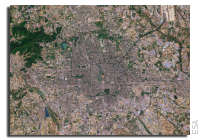 Earth from Space: Beijing, China