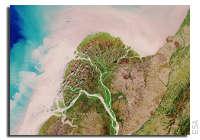 Earth from Space: Yukon Delta, Alaska