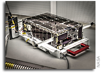 Dellingr Spacecraft Baselined for CubeSat Mission to Van Allen Belts