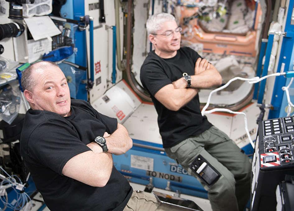 NASA Space Station On-Orbit Status 18 January 2018 - Preparing for U.S. Spacewalk 47