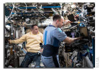 NASA Space Station On-Orbit Status 29 January 2018 - Focus Shifts to Russian Spacewalk Friday