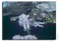 NASA Space Station On-Orbit Status 16 February 2018 - Spacewalk a Success