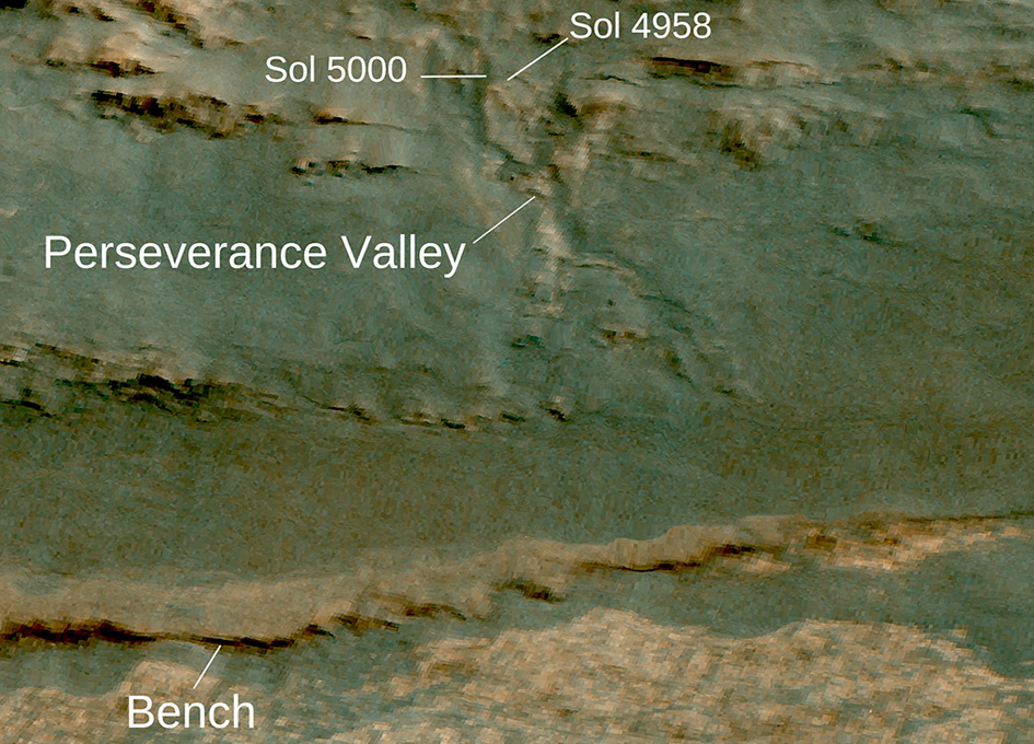 Opportunity rover has spent 5000 Martian days on the Red Planet
