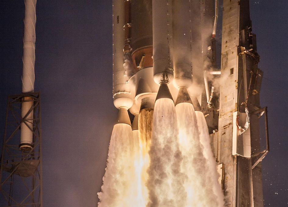 ULA Launches AFSPC-11 Mission For USAF