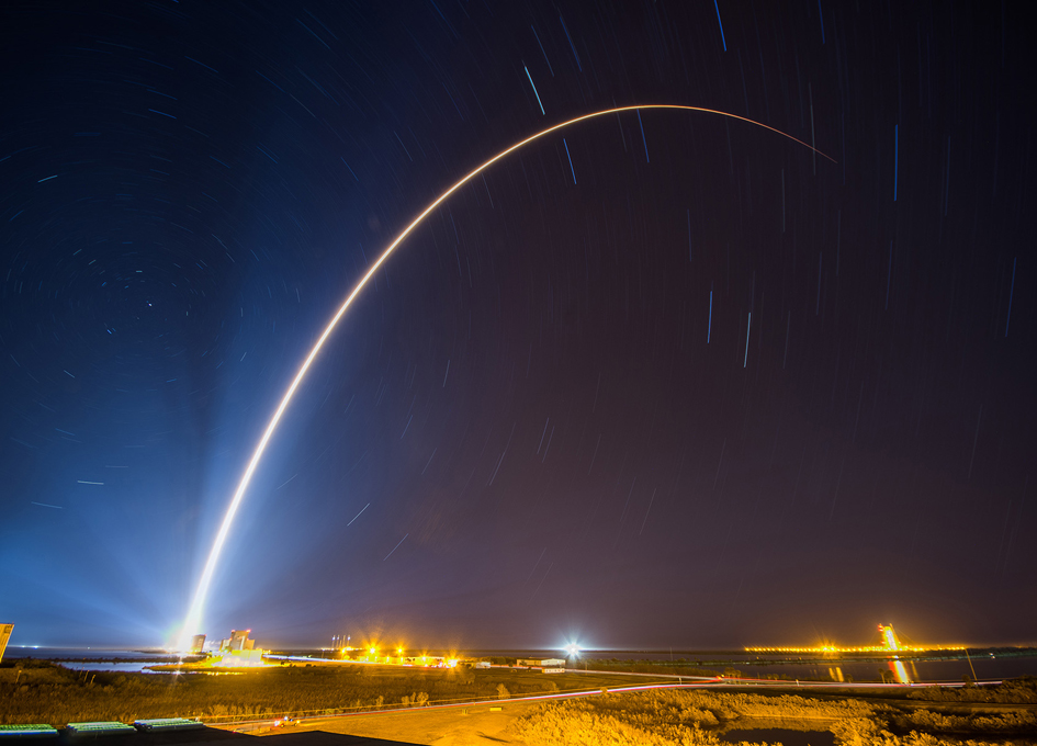 ULA Launches SBIRS GEO Flight 4 Mission for U.S. Air Force