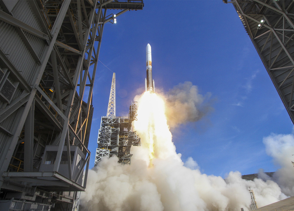 ULA Launches NROL-47 for the National Reconnaissance Office