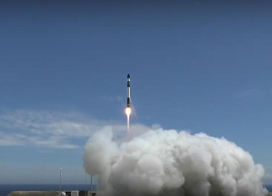 Rocket Lab Places Three Satellites Into Orbit