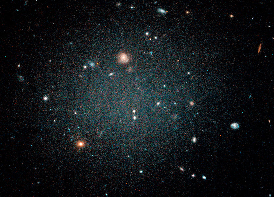 Dark Matter Should Be Everywhere, but This Mysterious Galaxy Has None