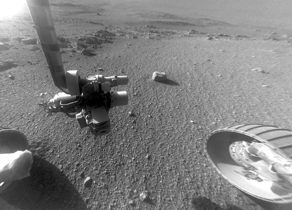 nasa mars rover opportunity - photo #7