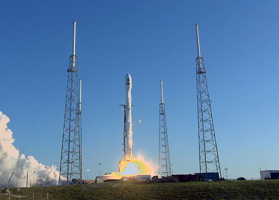 SpaceX successfully launches NASA's next-gen exoplanet-hunter